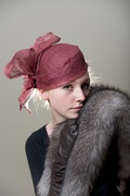 Special Occasion Headpiece Turban Women Hat