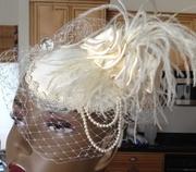Wedding Reception Hat