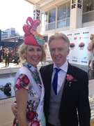Amanda Macor Philip Treacy