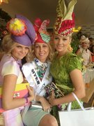 Macor Family at 2012 Melbourne Spring Carnival
