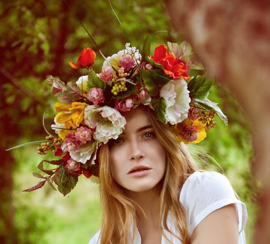 floral-crown-wedding-bridal-flowers