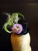 Sinamay Top Hat
