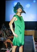 One from my recent fashion show