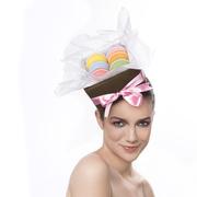 Macaroon Headpiece