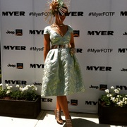 Anabella Millinery Magic Millions XX my creation