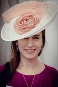 Belle Epoque hat by Anastasia Frei