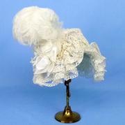 Reproduction 1889 Vicorian Edwardian Bonnet