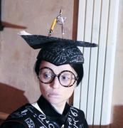Math Graduation Cap