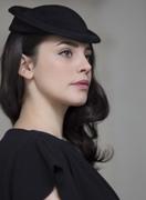 Black Perch Hat
