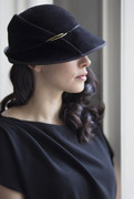 Formed Winter Hat