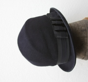 Oxford Blue Topper Women Millinery