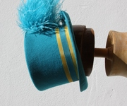 Top Hat Turquoise