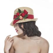 Wild Berry Hat