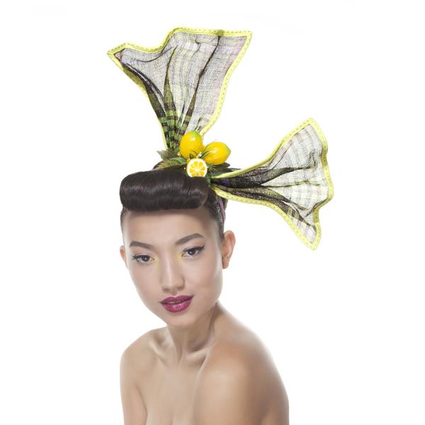 Lemon Bow