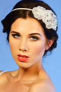 Bridal Dreams on perfect hair by Expose Akcesoria Magda Zgórska