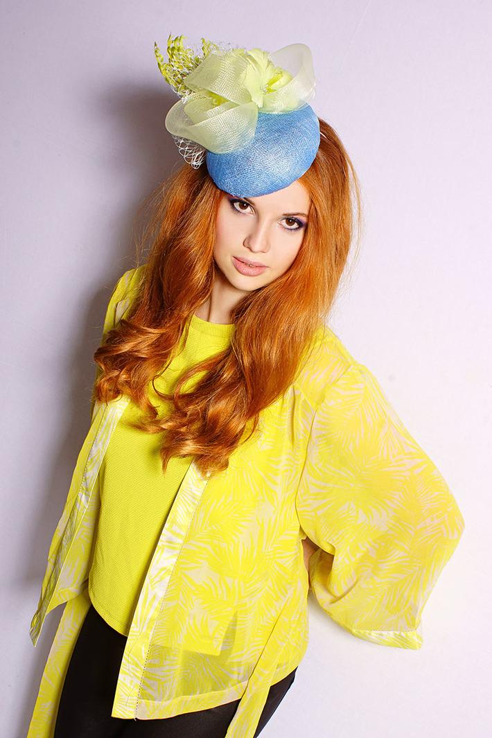 Carnival 2015 and races hats by Magda Zgorska