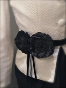 Poppy Art Déco belt by Anastasia Frei