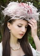 Emily wearing 'Venetia' - MGJ pic