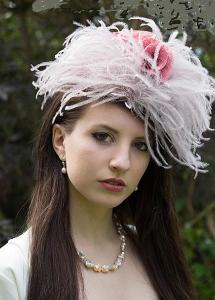 Emily wearing Venetia