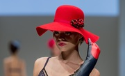 Red hat by Anastasia Frei