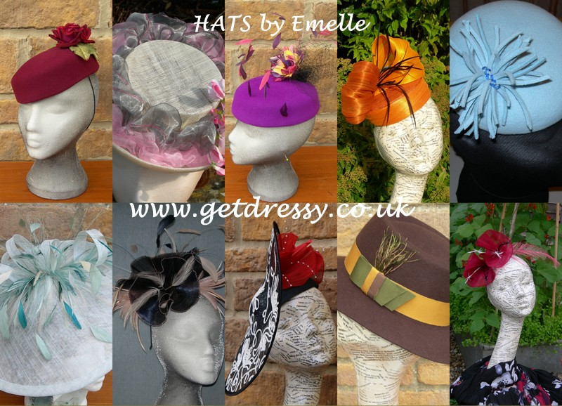 HATS by Emelle Collage