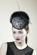 Hat with Lace - Erin