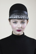 Hat with Lace - Iona