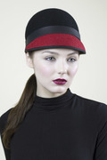 Hat with Tweed - Nola