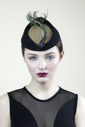Hat with Tweed - Jessie