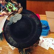 Hats In Progress
