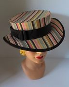Vintage Summer Stripe