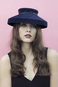 Portia Picture Hat