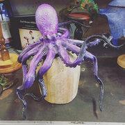 Custom Octopus Headdress