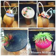 Collage Of Hats For Spring