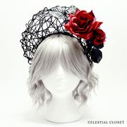 Ophelia Rose Crown
