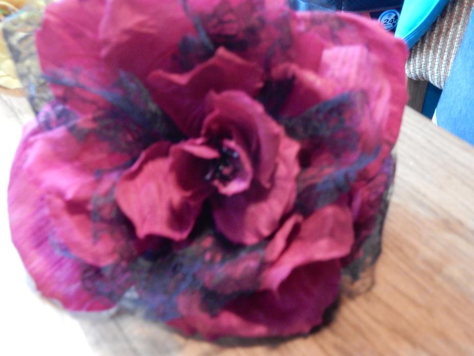 large petal rose