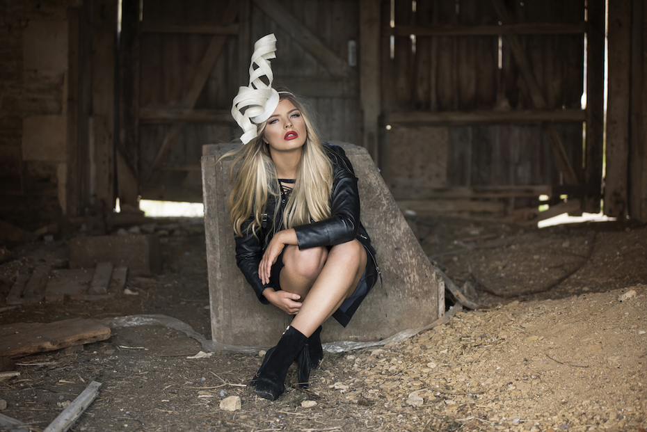 Carrie Jenkinson Millinery - A/W 2017 Collection.