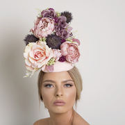 Carrie Jenkinson Millinery A/W 2017 Colelction
