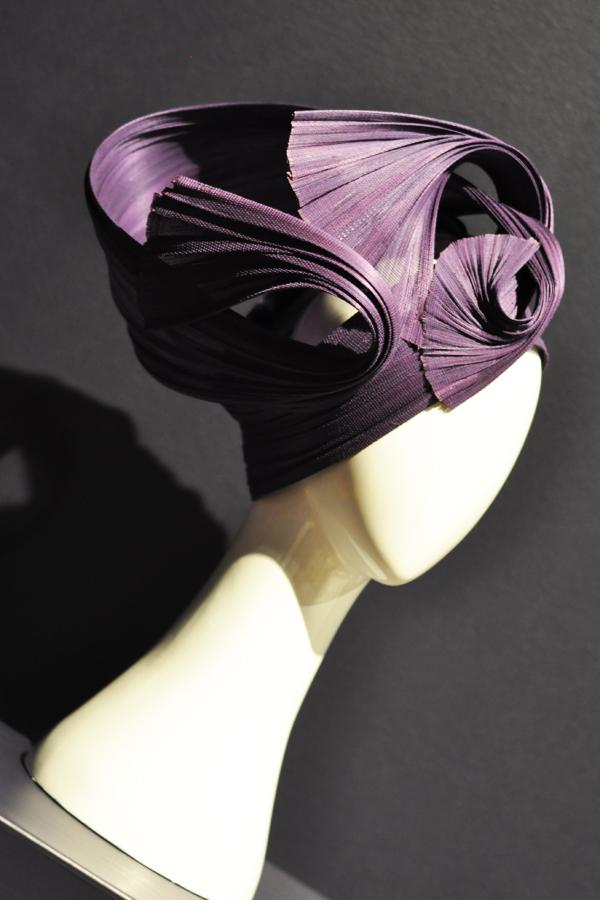 Future Turban in Purple