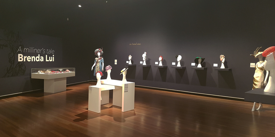 Artspace Exhibition 2017 - Gallery space