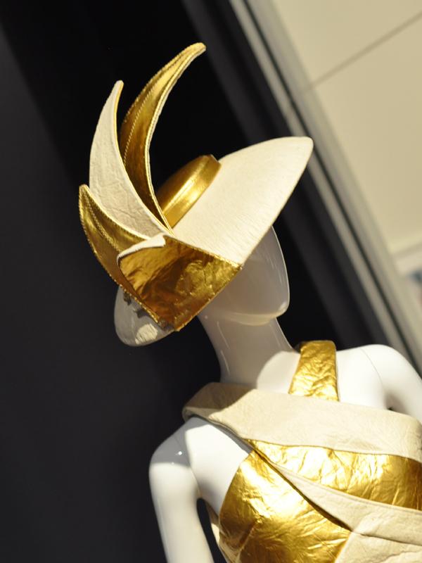 Pinatex Opera House Hat