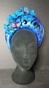 metallic blue cut crown spring racing 4