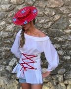 Silk Boater Hat