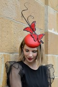 Cessiah Alice Millinery AW18 Collection