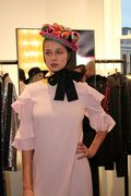 X Terrace The Great Hat Exhibition Press Preview at PINKO_7780