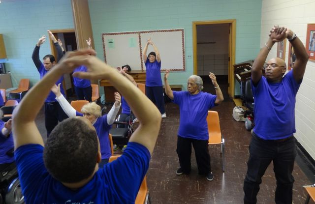 Tai Chi-Qigong: Safe Exercise for All Conditions