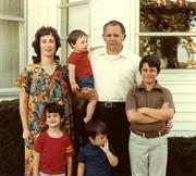 York Family 1981