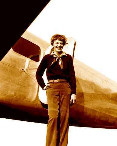 Amelia_Earhart_Survived