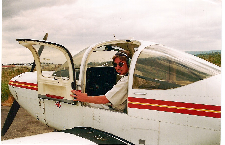 After my 1st Solo