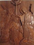 Sculptură, Botezul Domnului